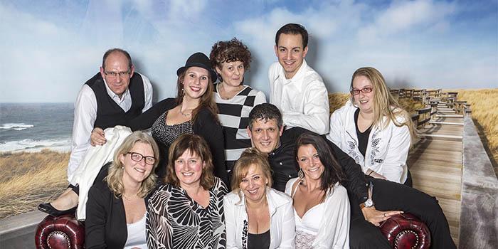 Zanggroep Lef! 2016